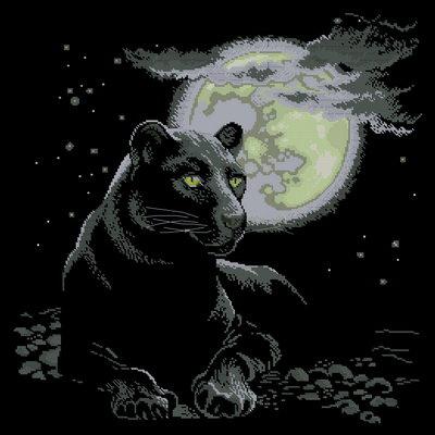 Черная пантера-качество