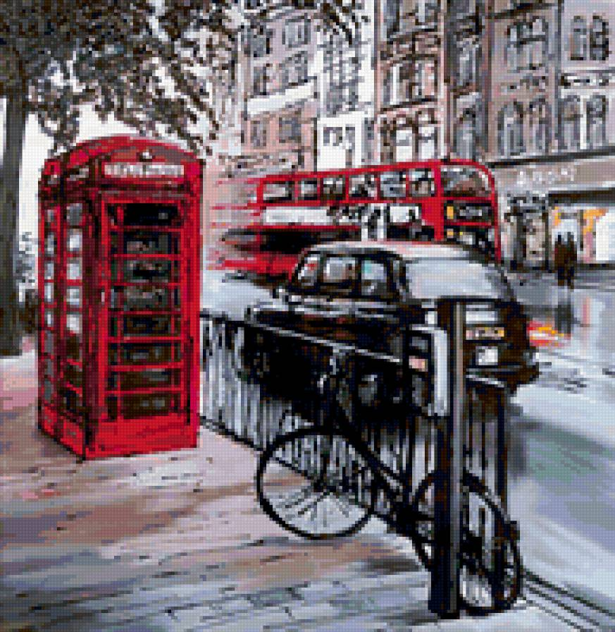 Paul Kenton- Streets of London