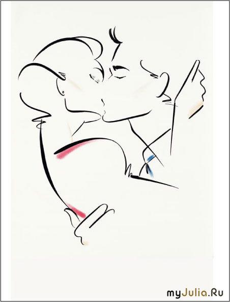 Поцелуй. Тай Вилсон, оригинал