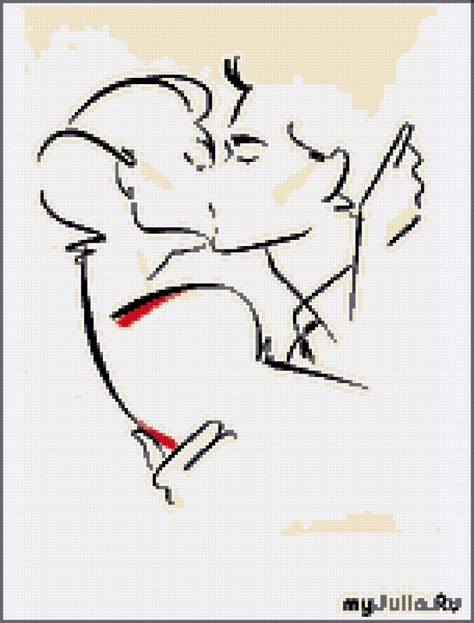 Поцелуй. Тай Вилсон