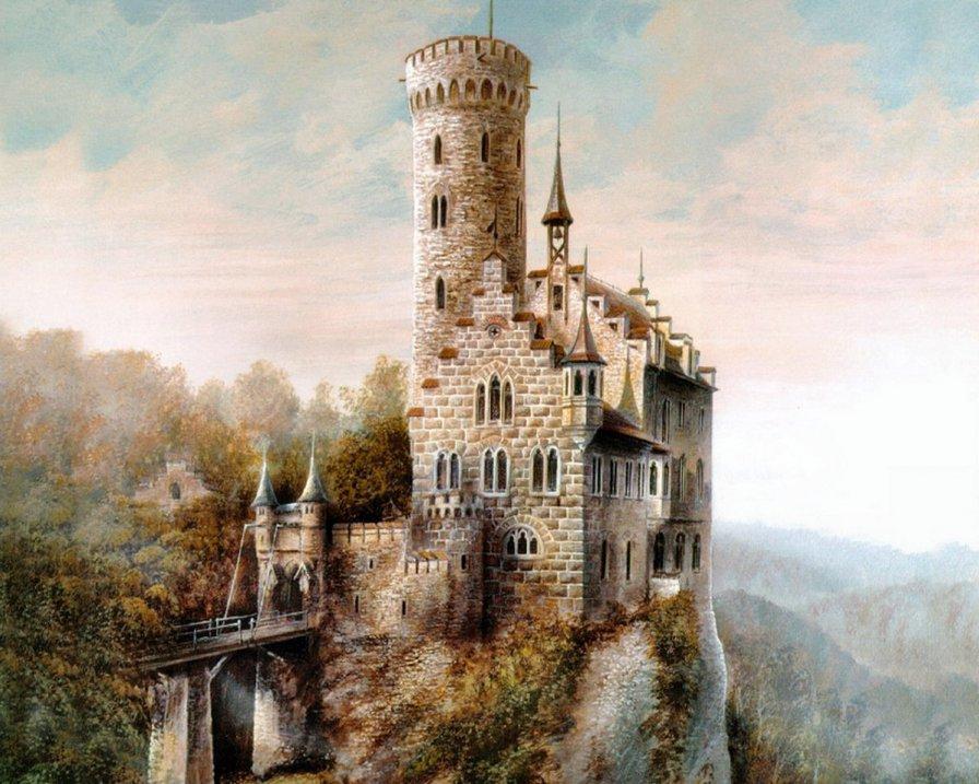 Замок, оригинал
