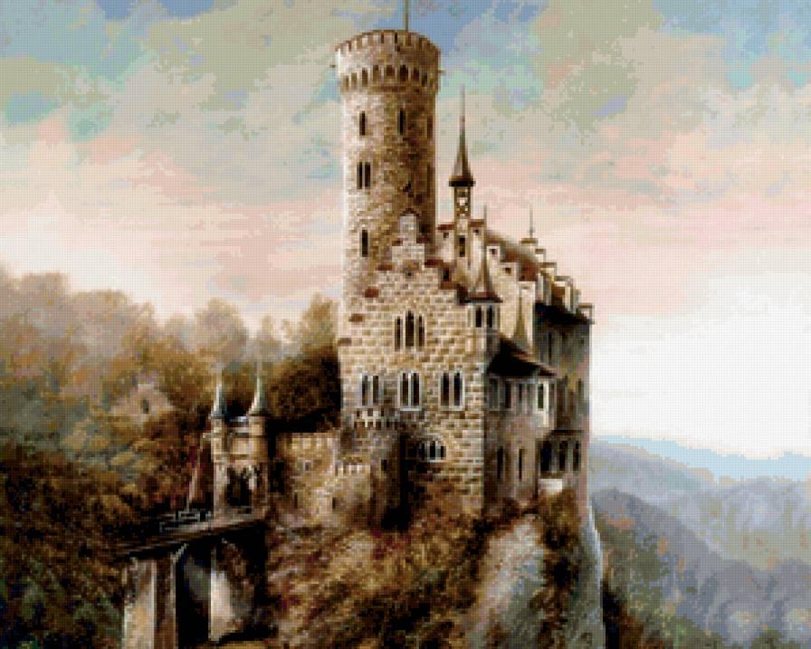 Замок, предпросмотр