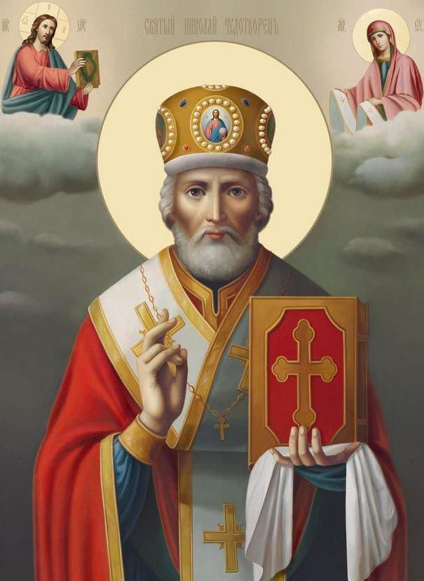 Святой Николай, оригинал