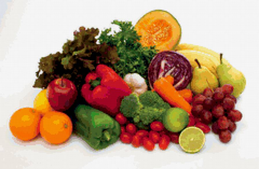 свежие овощи, предпросмотр