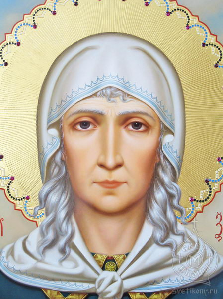 Св.Ксения, оригинал