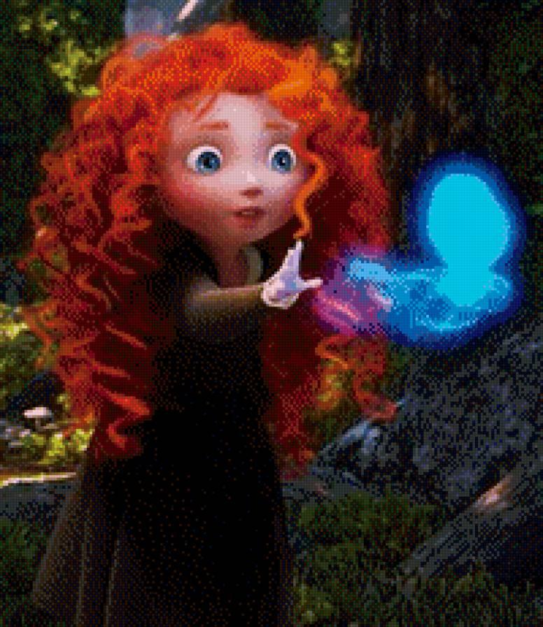 Мультик храброе сердце