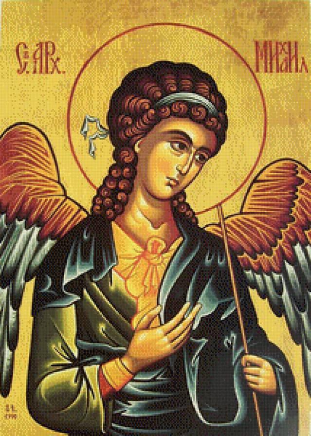 архангел михаил, предпросмотр
