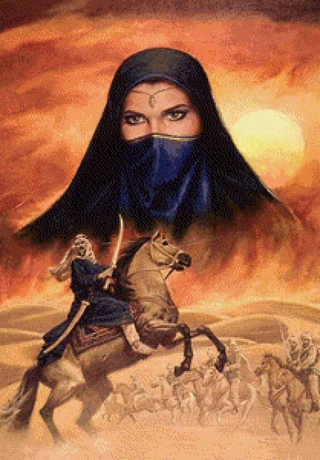 арабская ночь, предпросмотр